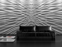 Wandverkleidung 3D
